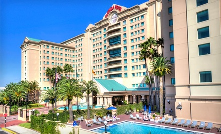 Two- or Five-Night Stay with Daily Valet Parking at The Florida Hotel and Conference Center in Orlando, FL from The Florida Hotel and Conference Center -