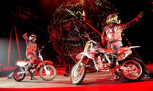 Universoul Circus At Liberty Lot At Kemper Arena On July 31��august 3 (up To 41% Off)