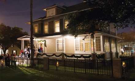 One, Two, or Four Tickets to the 52nd Annual Candlelight Tour at The Heritage Society (Up to 50% Off)