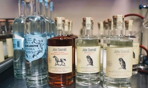 John Emerald Distilling: Weekend Distillery Tour for Two or Four at John Emerald Distilling (45% Off)
