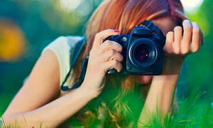 Global Photographic: Photography Courses from R499 with Global Photographic (Up to 86% Off)
