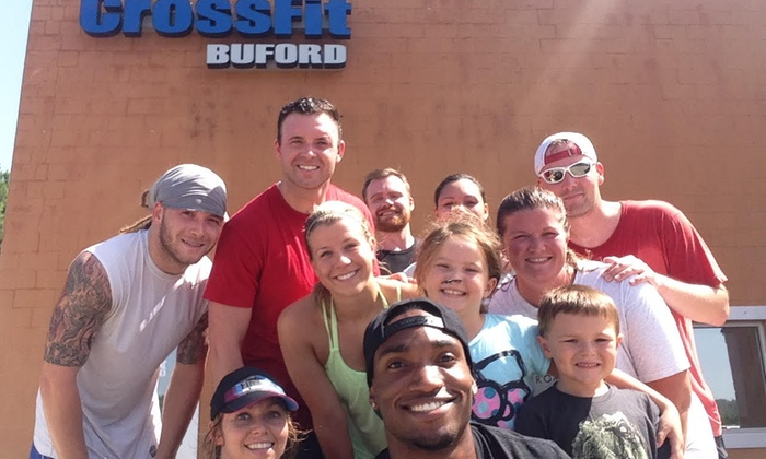 Crossfit Buford - Multiple Locations: Four Weeks of Unlimited CrossFit Classes at CrossFit Buford (71% Off)