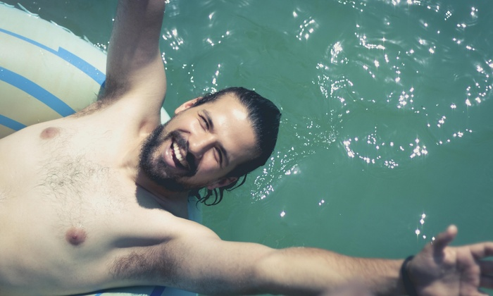 Shock 'n Awe Pools - Austin: One Month Pool Cleaning Service from Shock 'N Awe Pools (55% Off)