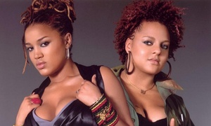 Floetry and Mint Condition: Floetry and Mint Condition on April 21, at 8 p.m.