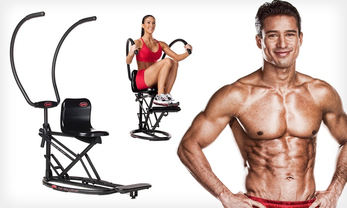 Body By Jake The Solution: $139.99 for a Body By Jake The Solution Abdominal Exerciser ($231.57 List Price). Free Shipping and Returns.