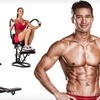 $139.99 for a Body By Jake The Solution Abdominal Exerciser