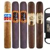 Gotham Oliva Nicaraguan Robusto Cigar Sampler with Cutter (5-Pack)