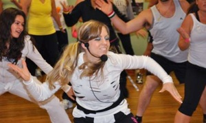 Creative Cardio: 7 or 14 Youth or Adult Group-Fitness Classes at Creative Cardio (Up to 52% Off)