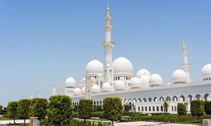 Tourzzy: Abu Dhabi City Tour (from AED 125) or Al Ain City Tour (from AED 135) with Tourzzy (Up to 62% Off)