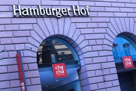 3-Gänge-Menü mit Ente oder Fisch für 2 Personen bei cha chã – positive eating im Hamburger Hof(34% sparen*)