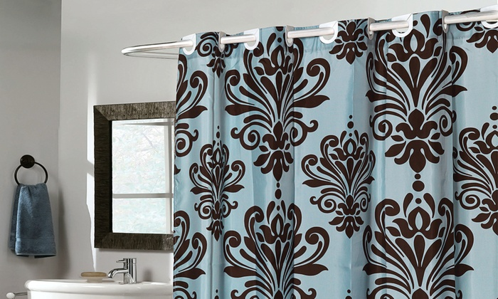 Make Cheap Curtain Rods Vintage Shower Curtains