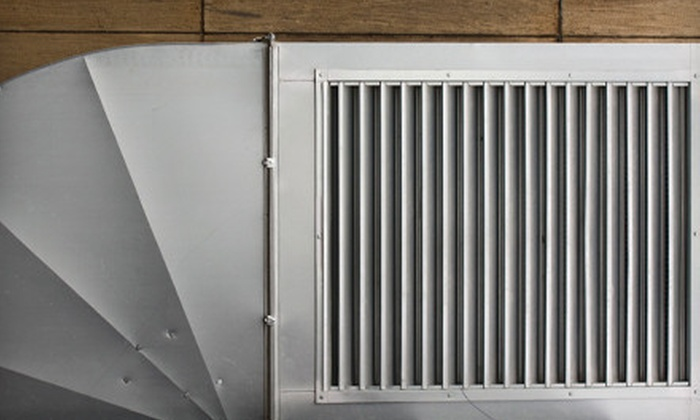 KleenRite of North Carolina - Charlotte: Air-Duct Cleaning with Optional Dryer-Vent Cleaning from KleenRite of North Carolina (Up to 81% Off)