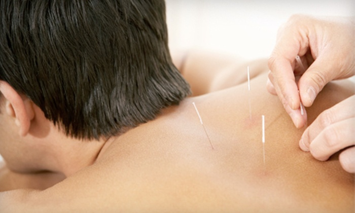 Good Needles Acupuncture - Wheatridge: One or Three Acupuncture Treatments with an Initial Consultation at Good Needles Acupuncture (Up to 71% Off)