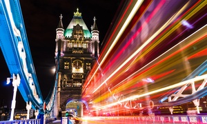 Void Travel Ltd: Drunk History Walking Tour of London with Void Travel (Up to 58% Off)