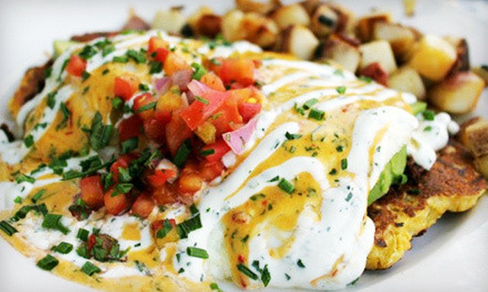Highland Morning - Tyler Park: $8 for $16 Worth of Brunch and Drinks at Highland Morning