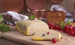 Les Rois Fainéants: Dîner-spectacle avec entrée, plat et dessert pour 2 personnes à 43 € au restaurant Les Rois Fainéants