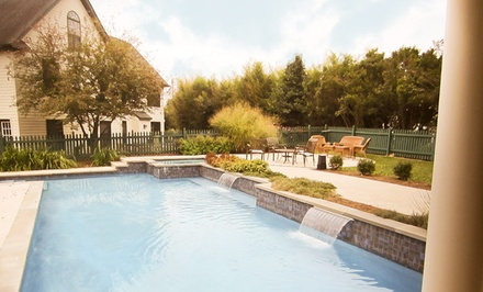 1- or 2-Night Stay for Two with Optional Winery Tour and Picnic at The Inn at Vineyards Crossing in Hume, VA