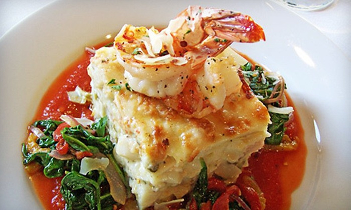 Cafe Trio - Southmoreland: $20 Worth of Eclectic American Casual Fine Dining