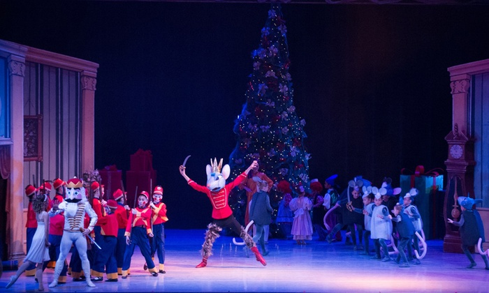 """""""The Nutcraker"""" - Lila Cockrell Theater: """"The Nutcracker"""" presented by Quenedit Dance Theatre on December 12 at 7:30 p.m. or December 13 at 2 p.m."""