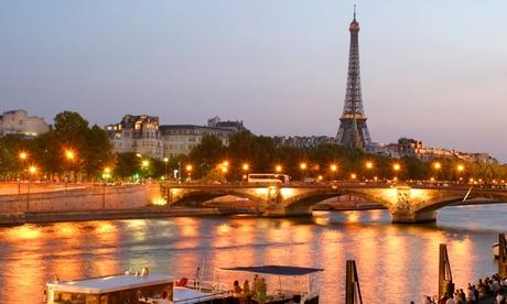 París: hasta 3 noches para 2 con desayuno, bebida de bienvenida y acceso al gimnasio en el Hotel Lodge In mis Paris