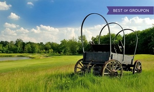 Prairie View Golf Club: One Round of Golf for Two or Four Including Cart, Food, and Soft Drinks at Prairie View Golf Club (Up to 51% Off)