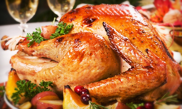 Randazzo's Family Restaurant - Metairie: Fried-Turkey or Baked-Ham Dinner with Side at Randazzo's Family Restaurant (Up to 55% Off)