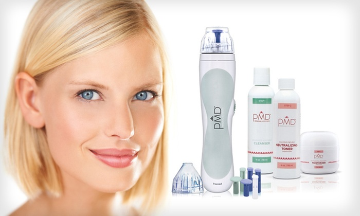 PMD Personal Microderm System: $89 for a PMD Personal Microderm System ($179 List Price). Free Shipping and Free Returns.