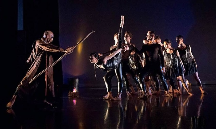 "Revolution - The Egg Performing Arts Center: Ajkun Ballet Theatre's ""Revolution"" at Hart Theatre at The Egg Performing Arts Center on July 27 (Up to 46% Off)"