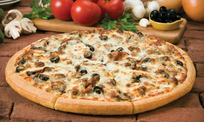 Godfather's Pizza - Reno: $10 for $20 Worth of Casual Italian Food and Drinks at Godfather's Pizza