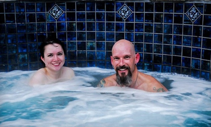 Everett House Healing Center - Common Ground Everett House: Outdoor Soak, Sauna, and Steam Session for Two with Option for Massage at Everett House Healing Center (Up to 54% Off)