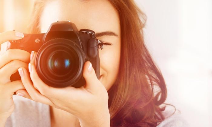 Photo Creation Studios Llc - Medford: 60-Minute Studio Photo Shoot from Photo Creation Studios LLC (75% Off)
