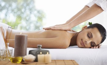 Deep Tissue or Aromatherapy Massage