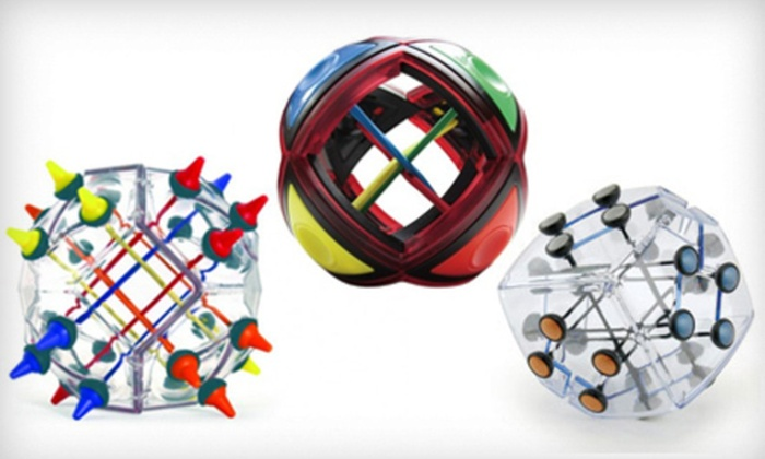 Set of Three Brainstring Brainteasers: $5.99 for a Set of Three Brainstring Brainteaser Puzzles ($34.99 List Price)
