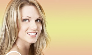 Haircut With Option Of Full Color Or Partial Highlights From Stöva Dreher At Silhouettes Salon (up To 56% Off)