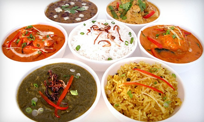 Amaya Indian Room - Leaside: $20 for $40 Worth of Indian Cuisine and Drinks at Amaya Indian Room
