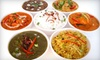 Amaya's Restaurant - Leaside: $20 for $40 Worth of Indian Cuisine and Drinks at Amaya Indian Room