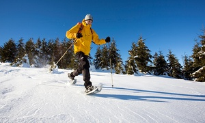 Crystal Lake Ski Center: Trail Passes for Two People with Optional Skiing or Snowshoeing from Crystal Lake Ski Center (Up to 43% Off)