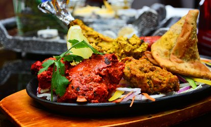 £25 or £40 Toward Indian Food at A Passage to India (Up to 43% Off)