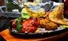 £25 Toward Indian Food