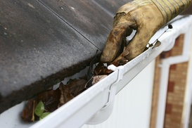 Suarez Services: Roof Inspection and Gutter Cleaning from Suarez Services (51% Off)
