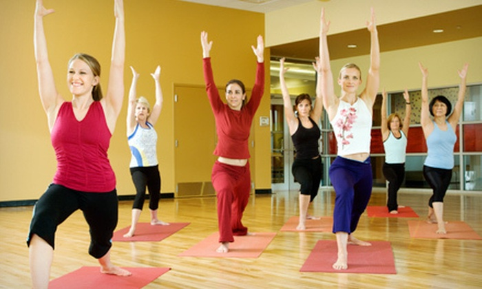 A Relaxed You Wellness Center - Chicago: 10 or 15 Drop-In Yoga Classes at A Relaxed You Wellness Center (Up to 69% Off)