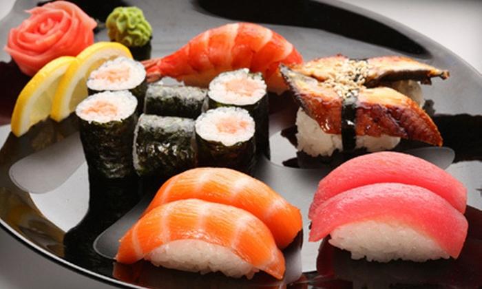 KC Sushi - Platte Ridge: $10 for $20 Worth of Japanese Food at KC Sushi