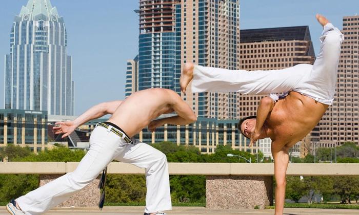Capoeira  Evolução - Capoeira  Evolução: Five FOGO CrossFit or Capoeira Fitness Classes at Capoeira Evolução (Up to 67% Off)