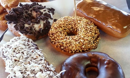 $13.50 for One Dozen Gourmet Donuts at Casual Friday Donuts ($20 Value)
