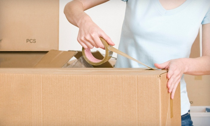 UF Mover Guys - Gainesville: $125 for Two Hours of Moving Services with Truck Use from UF Mover Guys ($280 Value)