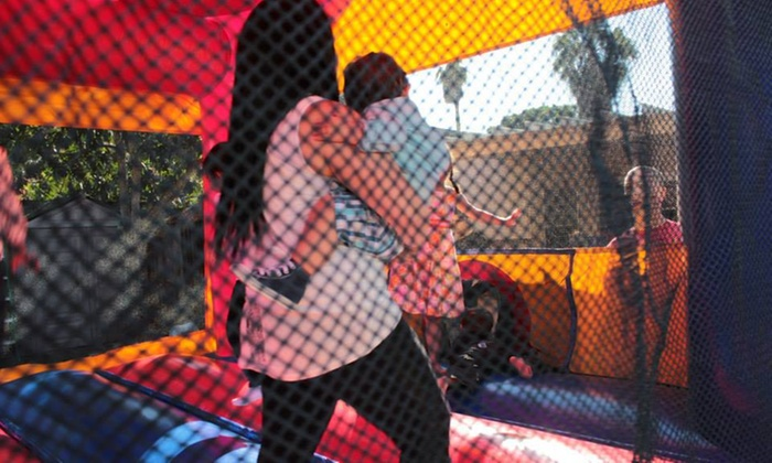 Infinite Creations Party Rental & Events - Multiple Locations: Six-Hour Bounce-House Rental from Infinite Creations Party Rental & Events (45% Off)