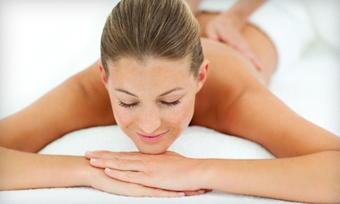 Pure Spa and Salon - Northeast Dallas - White Rock: $55 for a Massage, Aromatherapy, Back Scrub, and Eucalyptus Steam Session at Pure Spa and Salon ($129 Value)