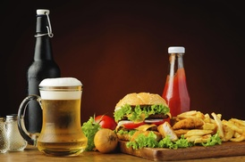 Flipper Mcgills Bar Grill And Arcade: $19 for $35 Worth of Sports-Bar Food — Flipper McGills