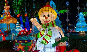 Global Winter Wonderland: Single Admission or Season Pass to Global Winter Wonderland (Up to 30% Off). Four Options Available.