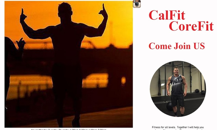 CalFit CoreFit - Mesa: Up to 72%Off Fitness at CalFit CoreFit